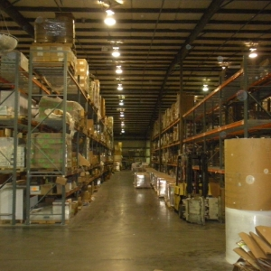 Courier Pre Warehouse |