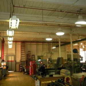 Hyosung Maintenance At Ladders Before  